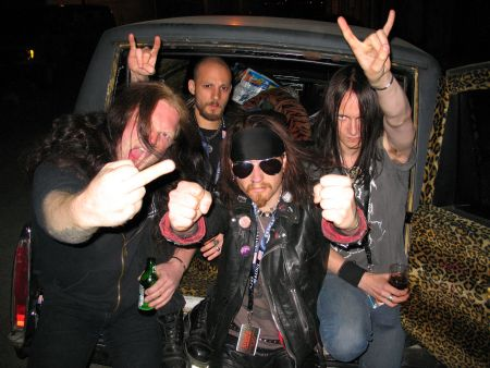 WATAIN, Sweden's cult Black Metallers